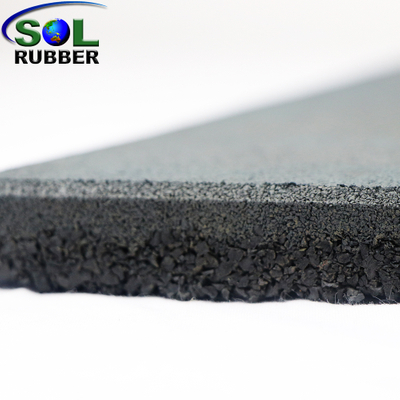 1m*1m*50mm Colored Playground Rubber Mat