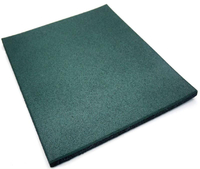 High Density Outdoor Floor Mats Playground Rubber Flooring
