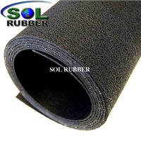 High Density Anti Vibration Rubber Roll Flooring