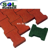 High Density Quality Horse Floor Rubber Paver