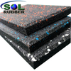 Anti-slip GYM Rubber Floor