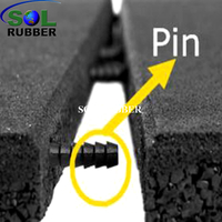 Interlock Rubber tile