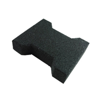 43mm Thickness Horse Stable Rubber Tile